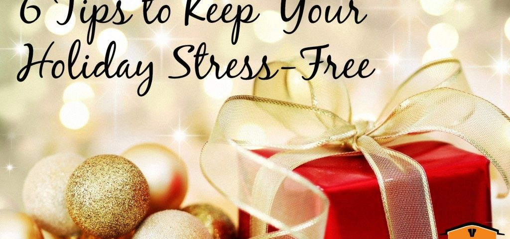 Don't Stress the Holidays